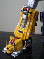 Super Robot Chogokin Daizyujin Megazord 06