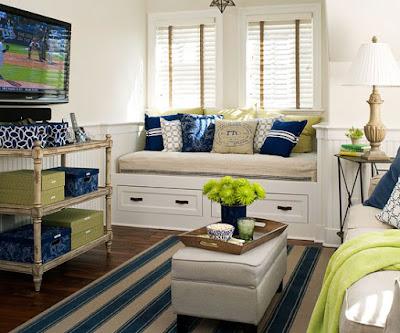 Mendesain Interior Untuk Apartemen Modern
