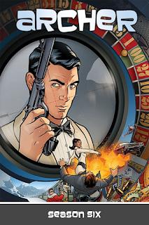 Archer Serie Completa 1080p Subtitulada