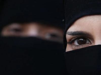 muslim women violence