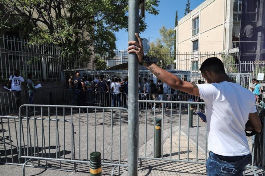 Η Ελλάδα δέχθηκε το 80% των αιτήσεων για άσυλο το 2020