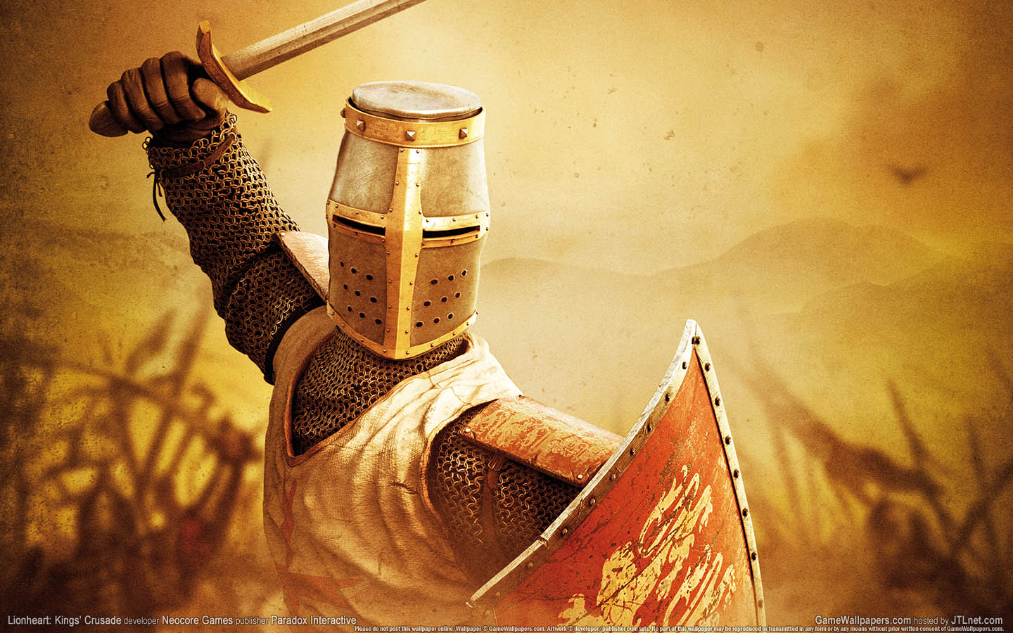 WALLPAPERS HD FREE - Knights, Warriors, Medieval.