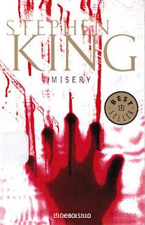 "Reseña: ""Misery"" - Stephen King"