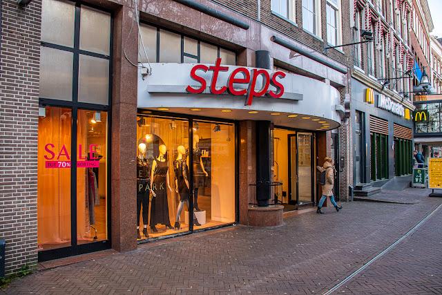 kleding winkels open corona