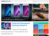 Download Template Simplify 2 V4 Gratis (PREMIUM)