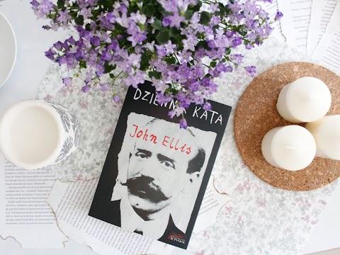 """Dziennik kata"" John Ellis, lit. faktu. Wydawnictwo aktywa."