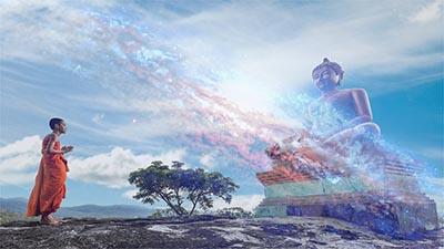 La presencia de El Absoluto podría implicar algo más que solo la existencia de un ser divino