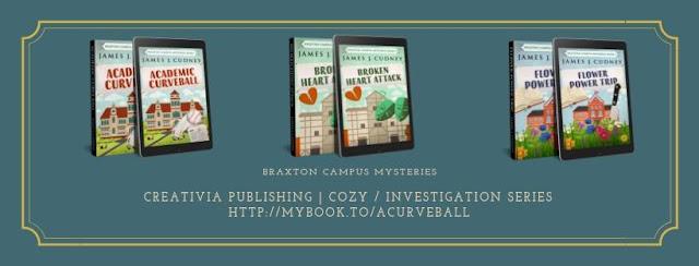 Braxton Campus Mysteries by James J. Cudney