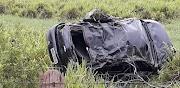 Motorista perde controle do carro e sai fora da pista na MA-122 entre Pedreiras e Lima Campos