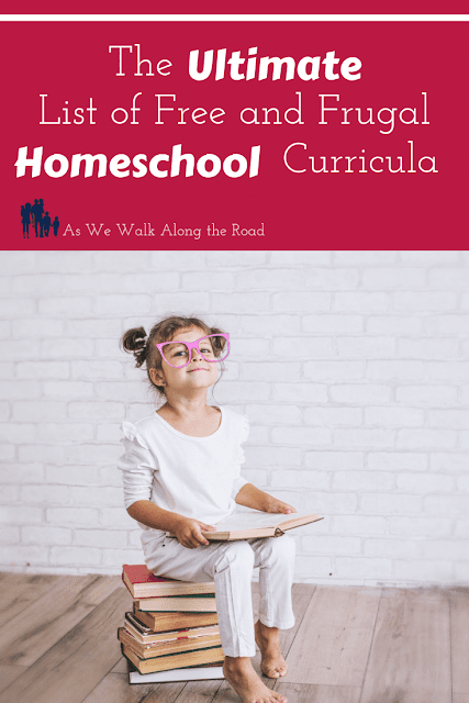 Free and Frugal Homeschool Curricula