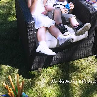 Amourette d'enfants