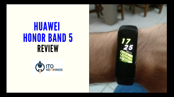 Huawei Honor Band 5 Review