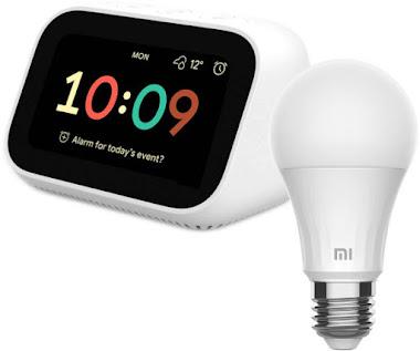 Xiaomi Mi Smart Clock (pack)