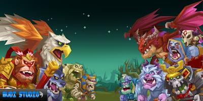 Tactical Monsters Mod Apk Terbaru
