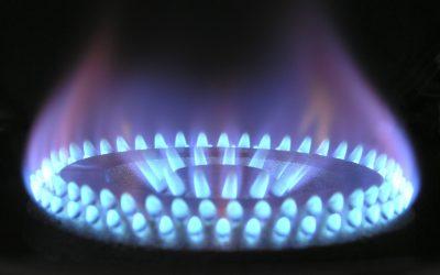 Punto de servicio de gas en Zaragoza