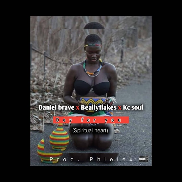 [MUSIC] Dey for you - David brave ft Beallyflakes & kcsoul
