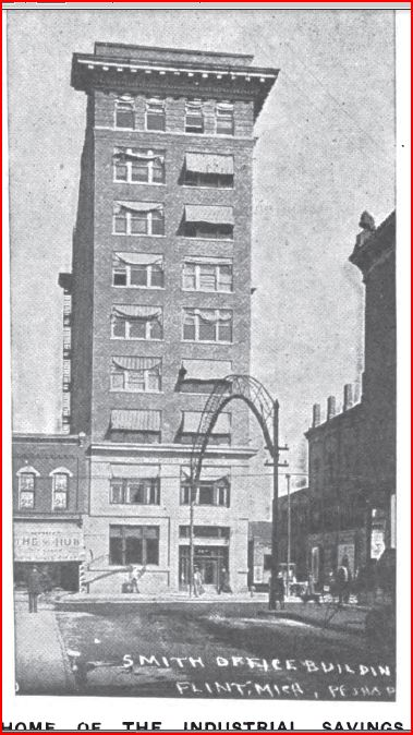 All Things Buick: Industrial & Hamilton Avenue 1915.