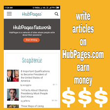 Write articles on HubPages.com earn money very fast.