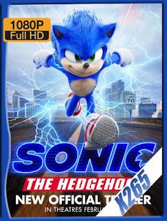 Sonic: La Película (2020) x265 [1080p] Latino [GoogleDrive] SilvestreHD
