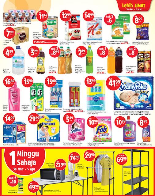 Tesco Malaysia Weekly Catalogue