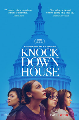 Knock Down The House 2019 Dual Audio Hindi 480p 300MB Movie Download