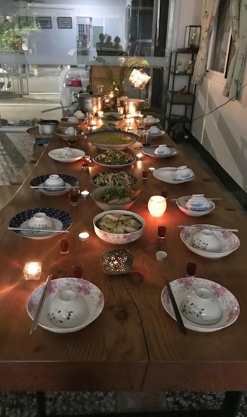 燭光晚餐 (溪女工作坊)