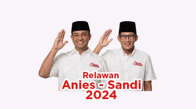 Anies – Sandi Berpotensi Tumbangkan Prabowo – Puan di Pilpres 2024