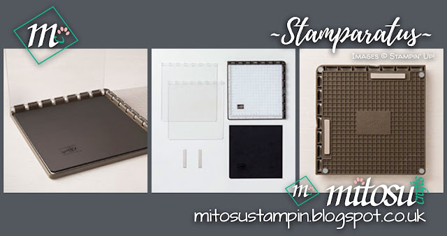 Stamparatus by Stampin' Up! from Mitosu Crafts UK Online Shop