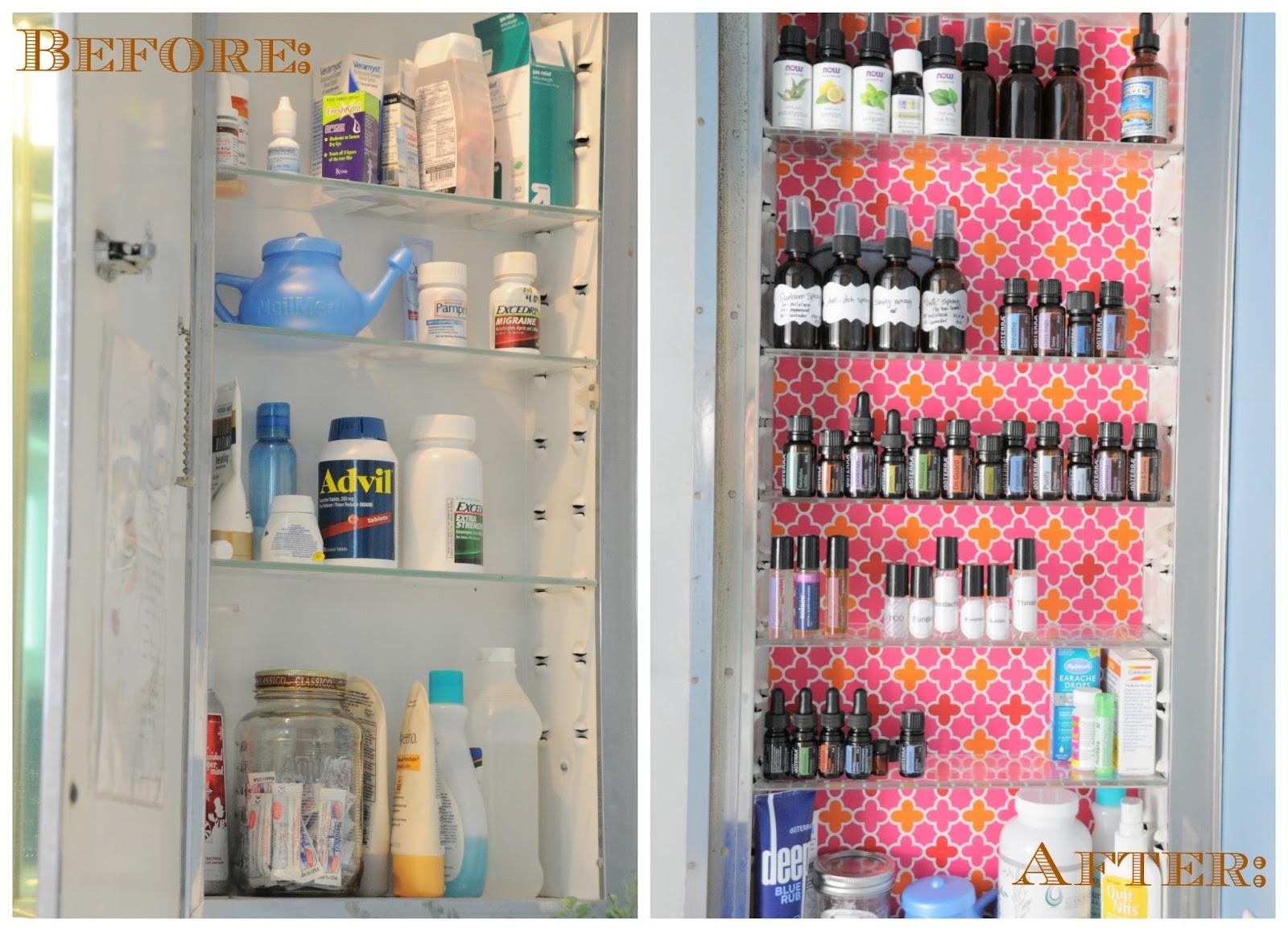 Medicine Cabinet Makeover Organizing Made Fun Medicine