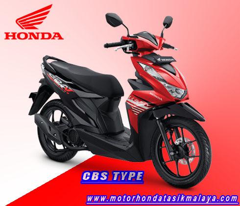 Tempat Kredit Motor Honda Beat Tasikmalaya