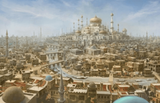 Islam adalah agama yang turun dari Allah di rantau Arab. Yang dibawa oleh Nabi Muhammad SAW. Islam muncul pada awal abad ke-7.