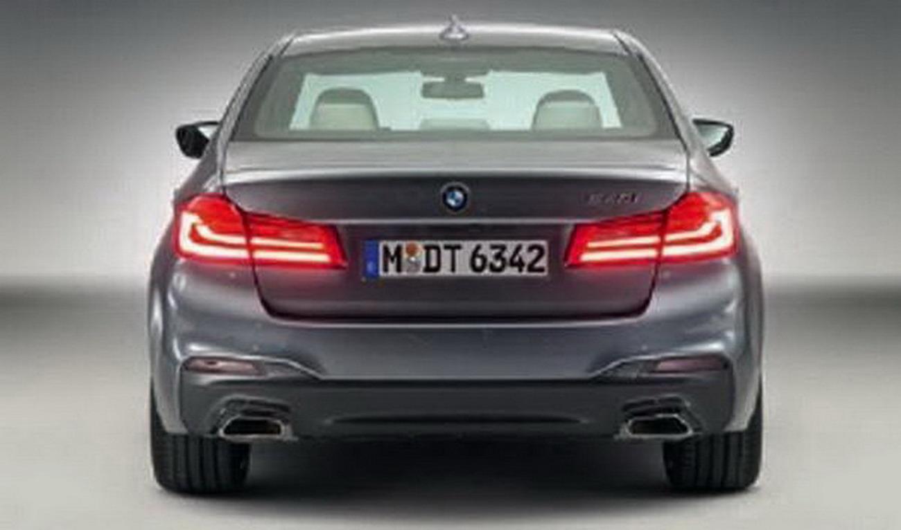 2016 - [BMW] Série 5 Berline & Touring [G30/G31] - Page 21 BMW-5-Series-2017-4