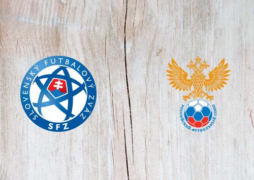 Slovakia vs Russia -Highlights 30 March 2021