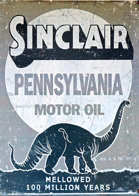 ¿El petróleo viene de los dinosaurios?