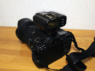 Canon EOS 9000D +Godox X1T-C TTLワイヤレスフラッシュトリガー-4