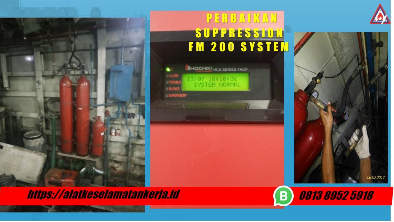suppression fm200, harga fm 200 fire suppression, fire suppression adalah, fm 200 fire suppression system indonesia, maintenance suppression fm200, komponen fire suppression system, fire suppression
