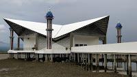Masjid Terapung Amahami Alami Krisis Air, Pemkot Bima Diminta Carikan Solusi