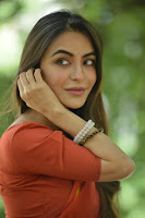 Actress Nikkesha at Missing Movie Promotional Song Press Meet HeyAndhra.com