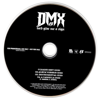 lord give me a sign dmx