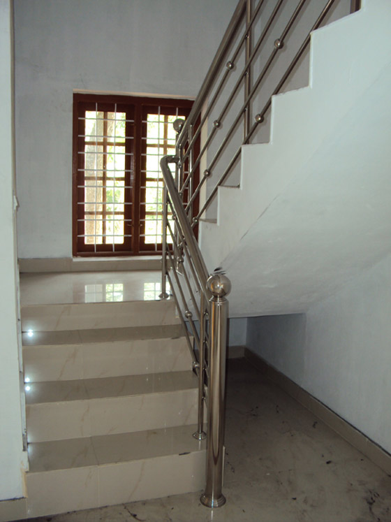 1675 sq ft brand new 3 bedroom villa for sale at Chalakudy  Kerala home design and floor plans