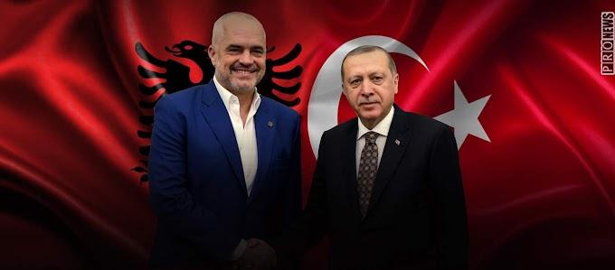 «Δεύτερο μέτωπο» ανοίγει η Τουρκία βόρεια της Ελλάδας: Εγκρίθηκε από την αλβανική Βουλή μεγάλη στρατιωτική συμφωνία