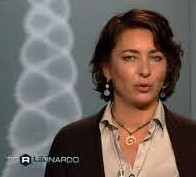 Laura De Donato is a presenter of TG3's Leonardo programme