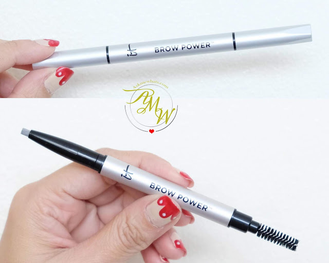 a photo of IT Cosmetics Brow Powder Universal Brow Pencil Review