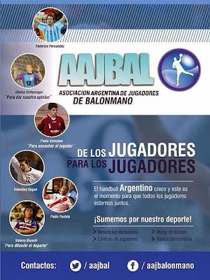 Nace la Asociación de Jugadores en Argentina | Mundo Handball
