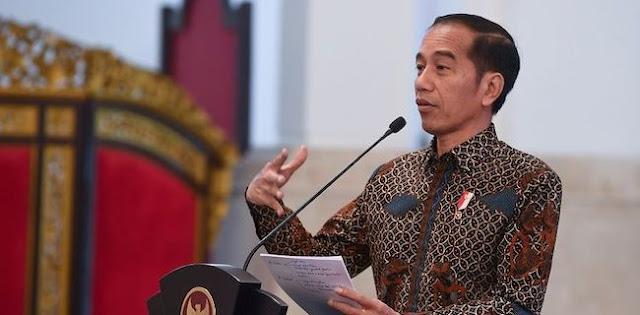 Jokowi Dorong Ibu-ibu PKK Door To Door Untuk Pakai Masker