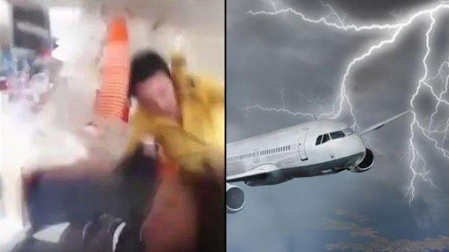 Penumpang Ceritakan Saat Terjadi Turbulensi Hebat Saat Sriwijaya SJ182 Jatuh