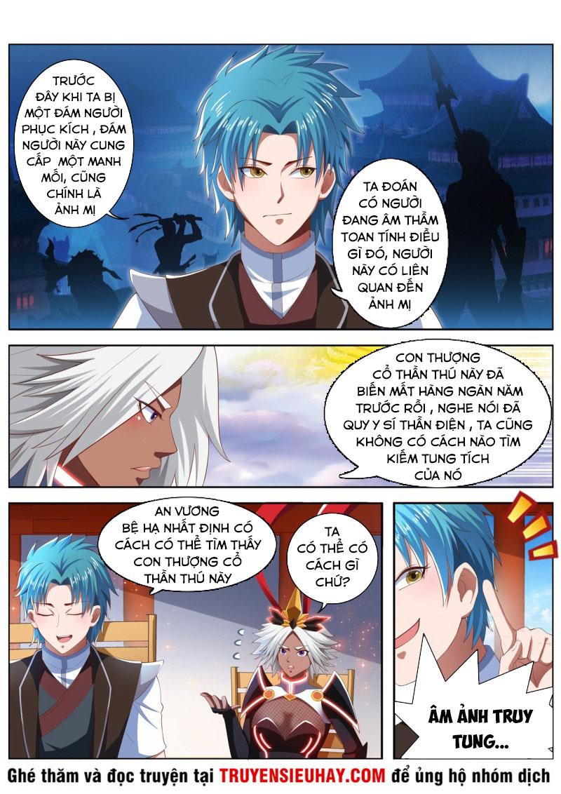 Vạn Giới Thần Chủ chap 222 - Trang 8