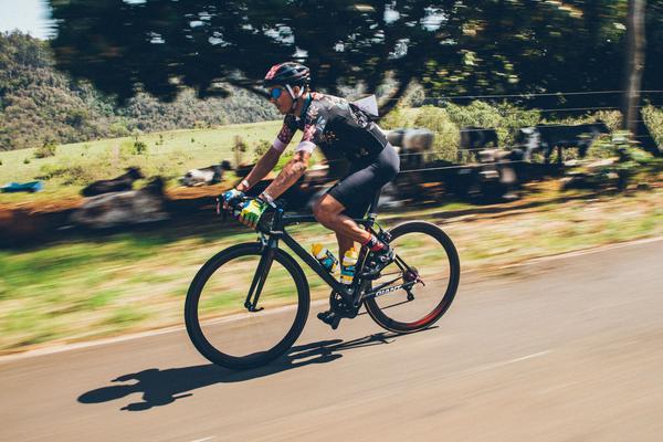Jailson Diniz foi campeão em 2019 e repediu o feito em 2021 - Foto: Mario Jordany / Santander Brasil Ride