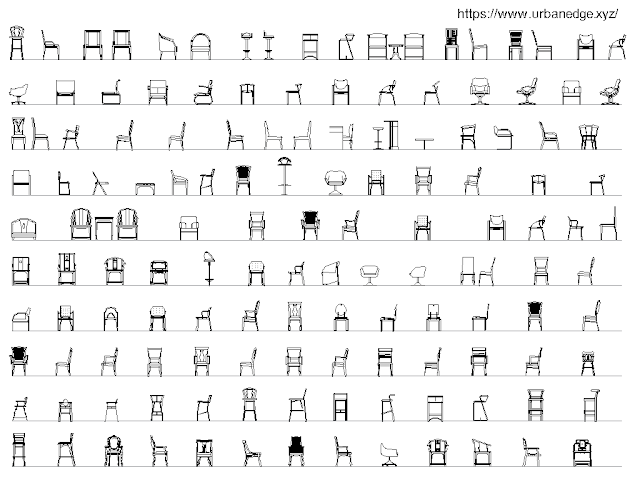 Chairs cad block free download - 140+ free chair cad blocks