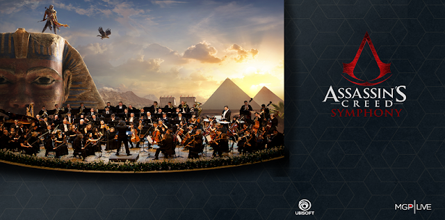 Assassin's Creed Symphony à Paris en juin !